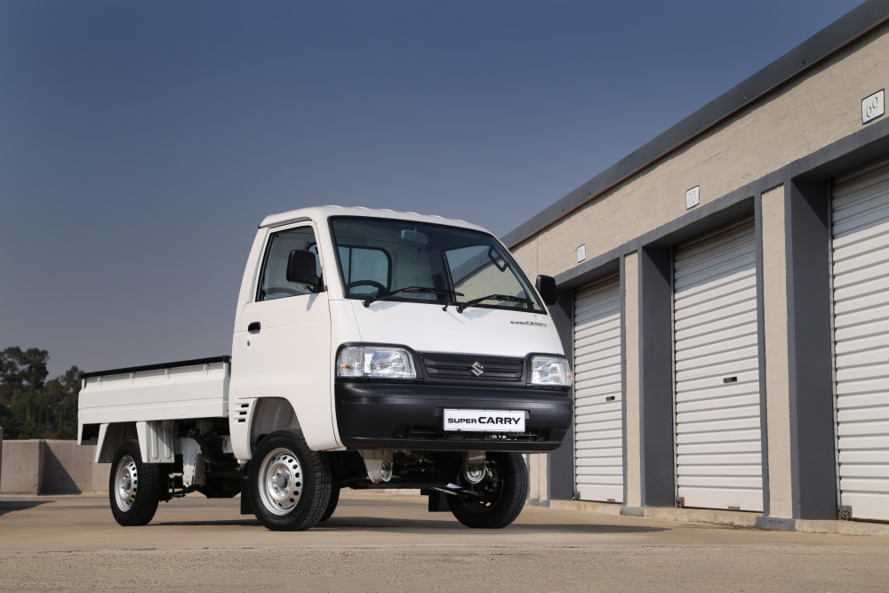 Maruti Suzuki Super Carry Launched At Inr 4 01 Lakh The Company S