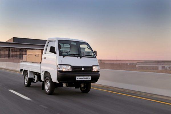 Suzuki Super Carry LCV (6)