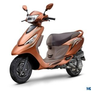 TVS Launches Scooty Zest 110 'Himalayan Highs' Special Edition