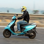 TVS Scooty Zest Long Term Review Final Report Action 3 180x180 TVS Scooty Zest 110 Long Term Review : Final Report