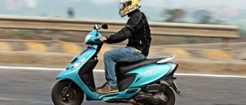 TVS Scooty Zest – Long Term Review – Final Report – Action (3)