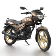 TVS Star City Chocolate Gold 180x180 TVS launches StaR City+ Chocolate Gold Edition, priced at INR 49,234 ex Delhi