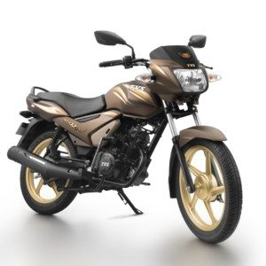 TVS launches StaR City+ Chocolate Gold Edition, priced at INR 49,234 ex-Delhi