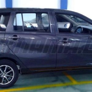 Toyota working on a new mini-MPV, likely to be called Calya