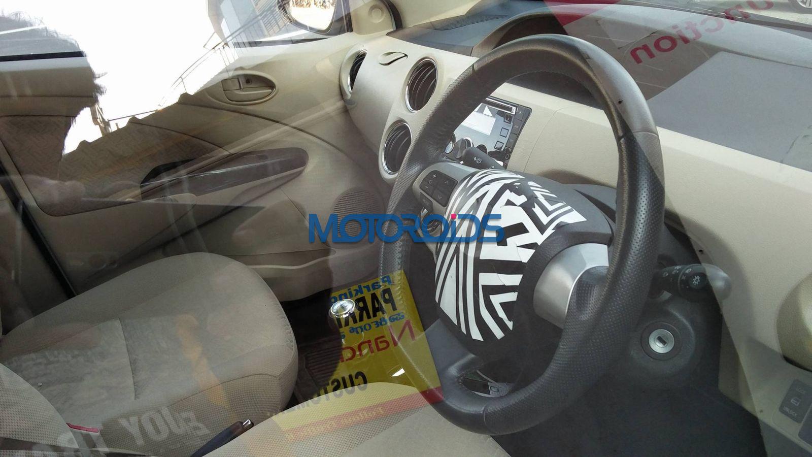 Upcoming Toyota Etios facelift (1)