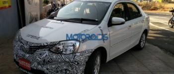 Upcoming Toyota Etios facelift (3)