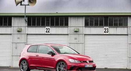 Volkswagen Golf GTI ClubSport S (5)