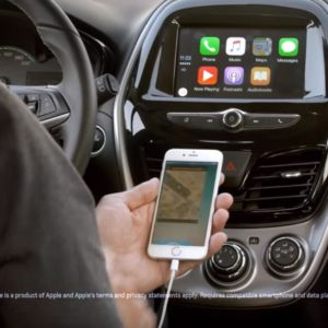 Video : New 2016 Chevrolet Spark ad highlights its seamless smartphone connectivity