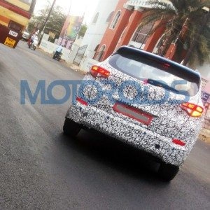 Exclusive : New 2016 Hyundai Tucson spied testing in Chennai ahead of launch