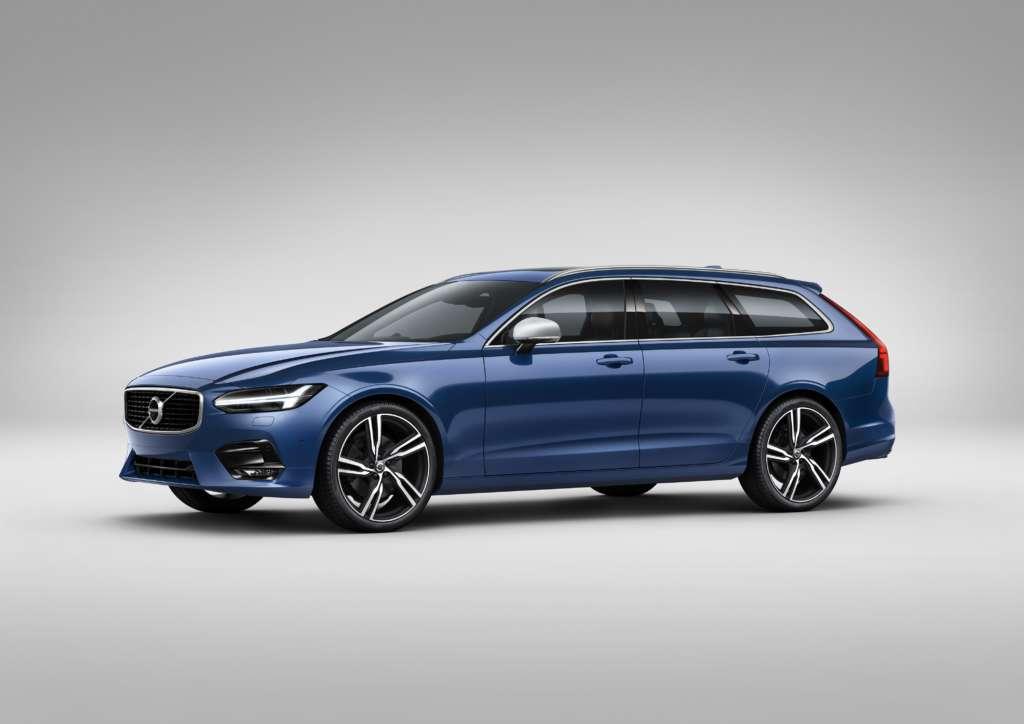 01 Volvo V90 R-Design