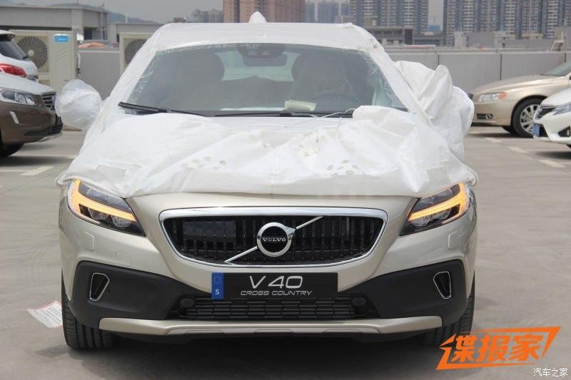 2016 Volvo V40 Cross Country facelift (10)