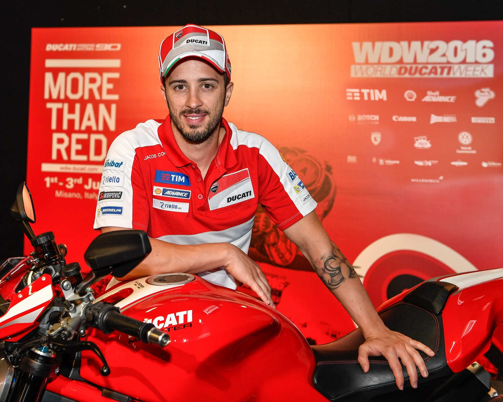 2016 World Ducati Week (3)