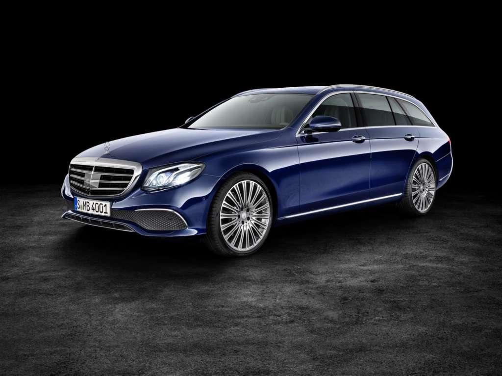 2017 Mercedes-Benz E-Class Estate (1)