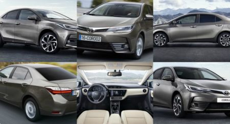India bound 2017 Toyota Corolla facelift detailed in new images