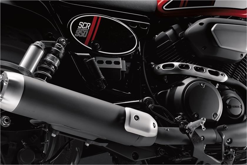 2017 Yamaha SCR950 Scrambler (38)