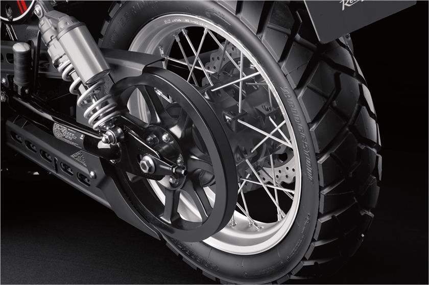2017 Yamaha SCR950 Scrambler (39)