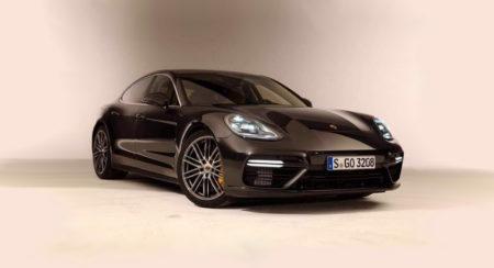 All-new Porsche Panamera (4)