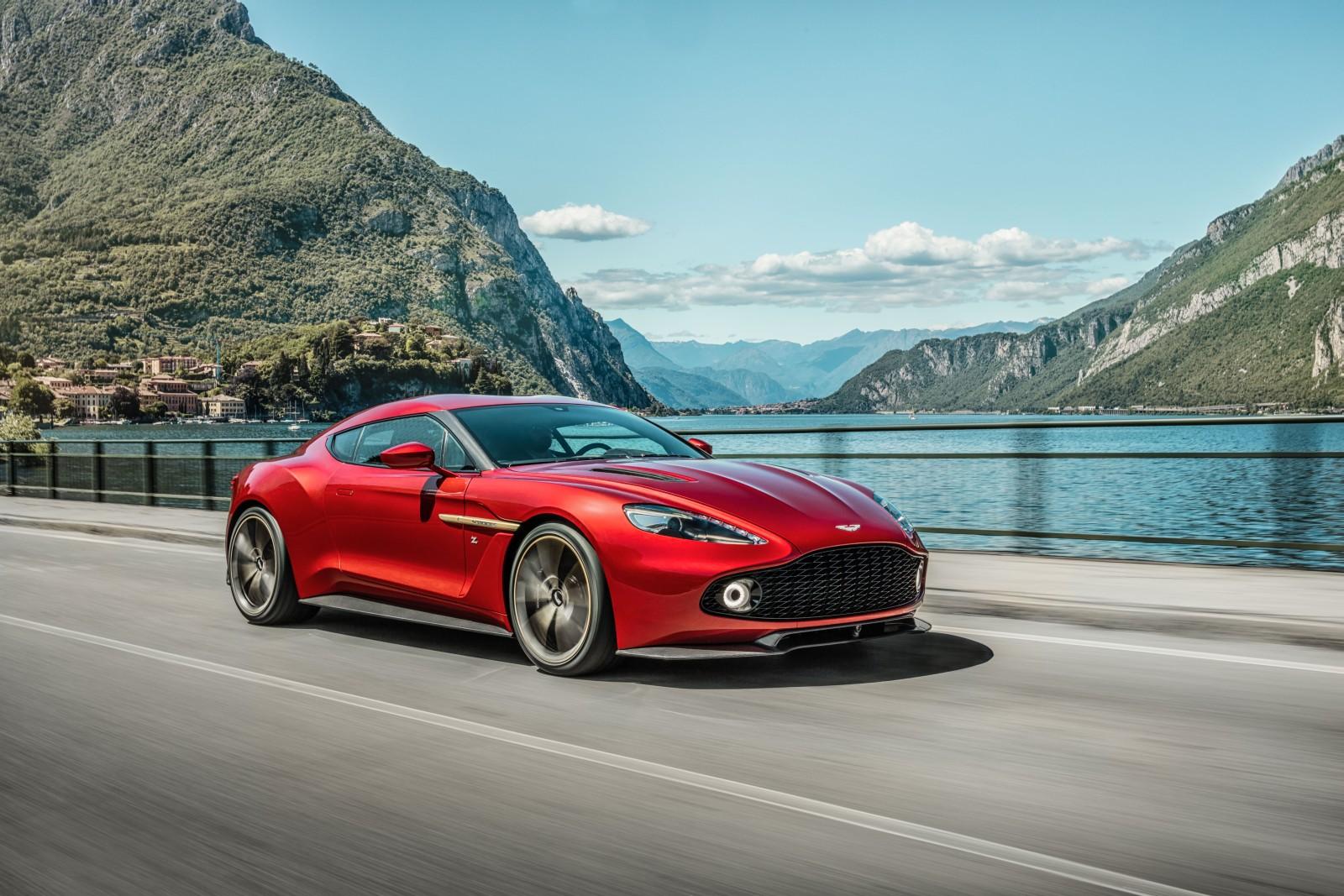 Aston Martin Vanquish Zagato (1)
