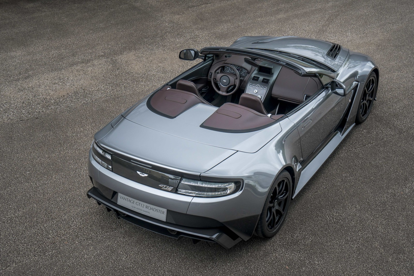 Aston Martin - Vantage GT12 Roadster (4)