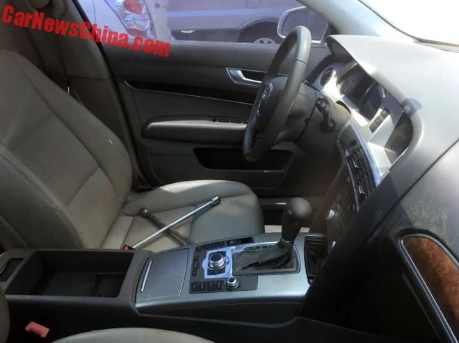Audi A6L pickup truck (7)