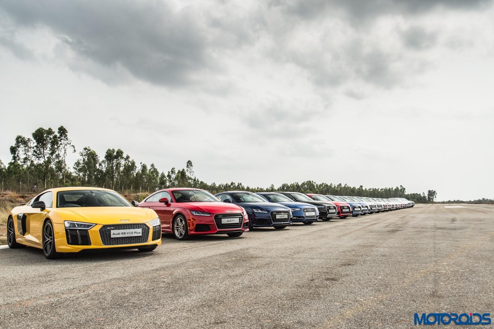 Audi R8 V10 Plus Drive Experience - Stock (7)