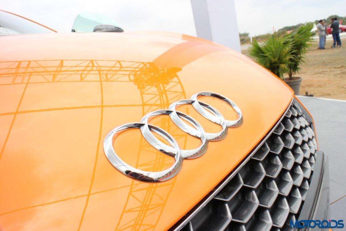 Audi R8 v10 Plus Details 07 – Audi Logo