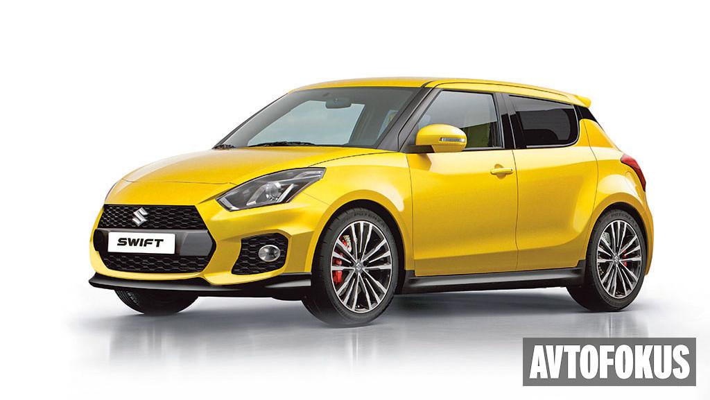 Avto_fokus_Suzuki_swift - Render - Front