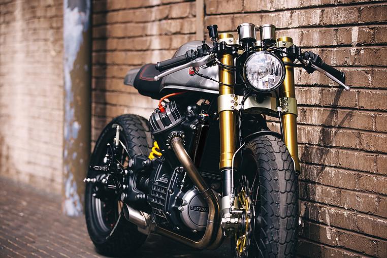 Blacktrack BT-01 cafe racer - 6