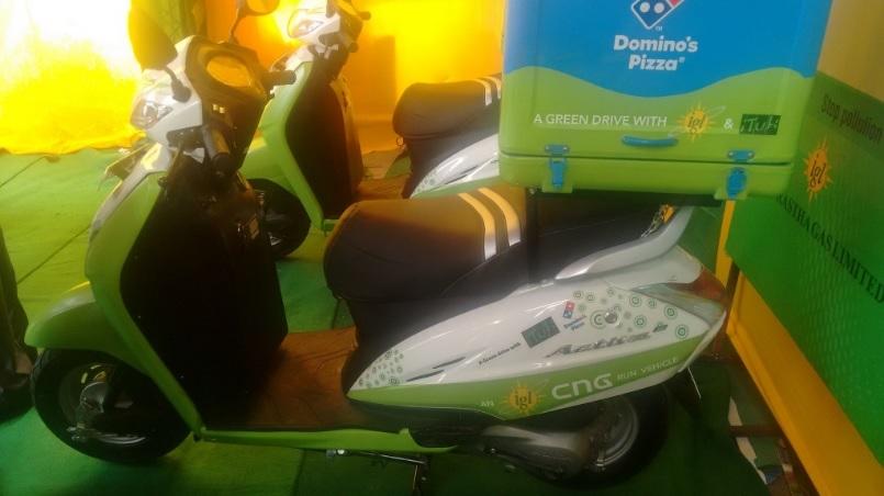 CNG Honda Activa (1)