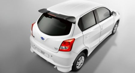Indonesia gets Datsun Go, Go+ Special Edition with beige leather seats and rear parking camera