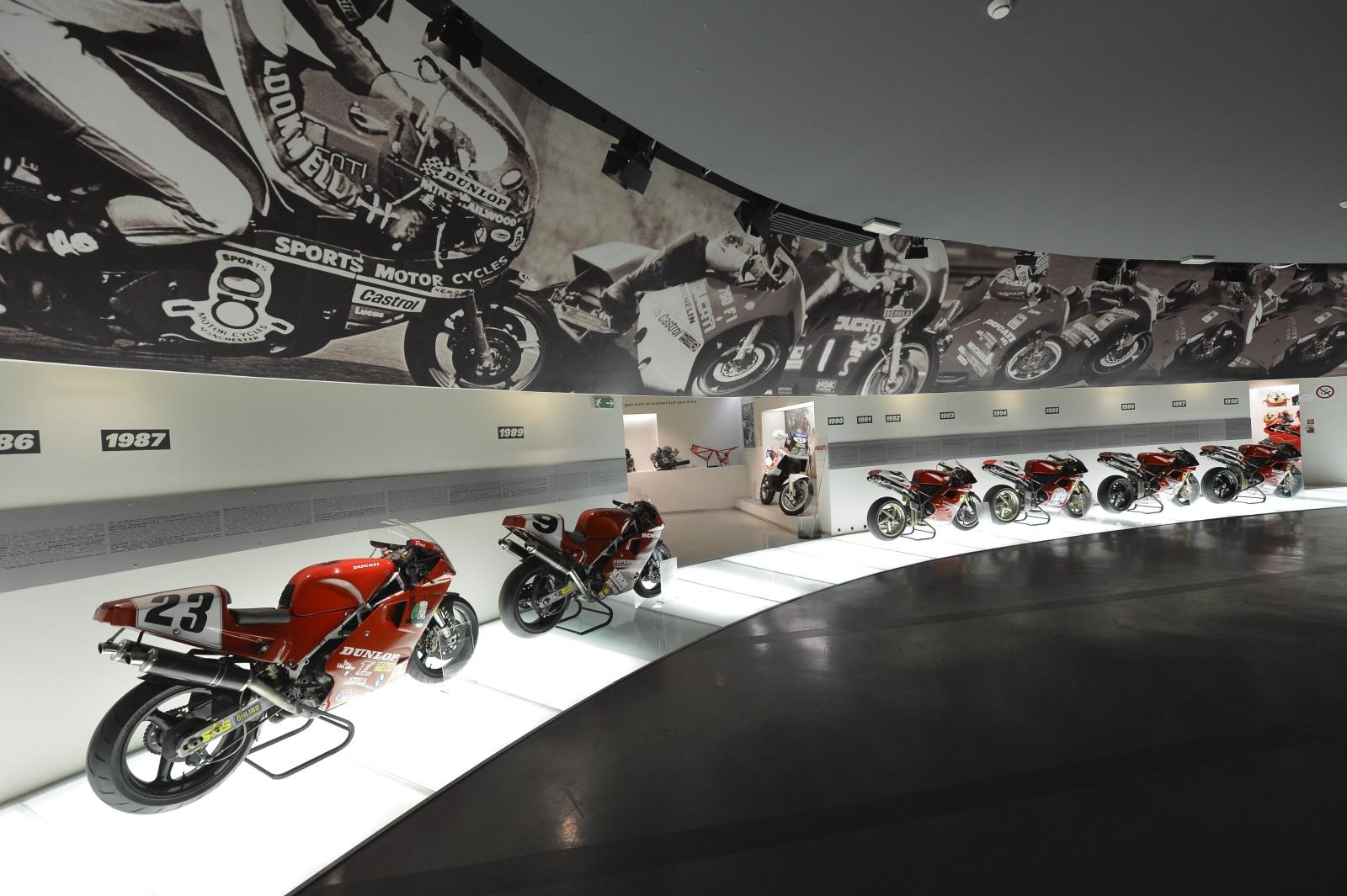 Ducati Museum - Bologna (2)