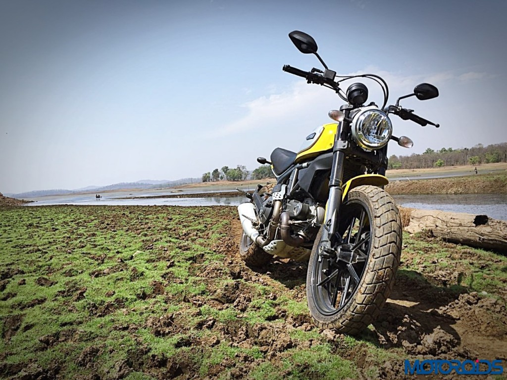 Ducati Scrambler Icon review front (6)