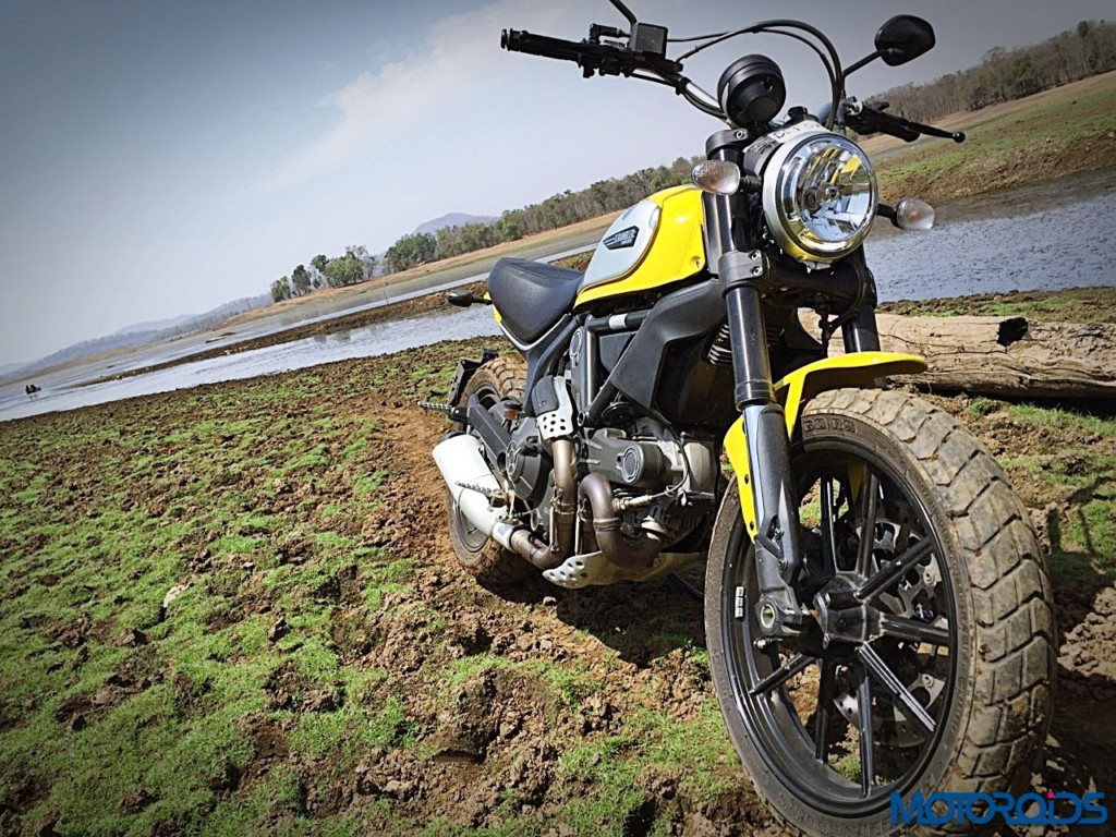 Ducati Scrambler Icon review front (7)