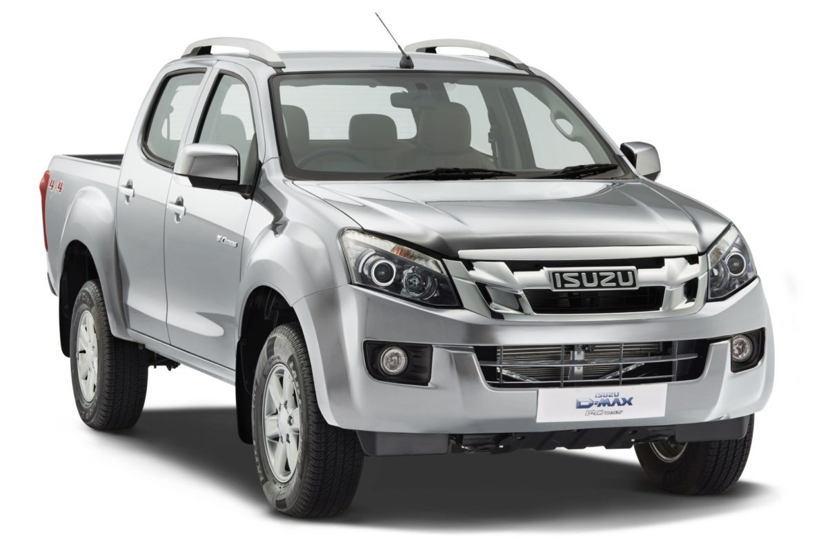 Experience ISUZU D MAX V Cross at the India 4X4 Week 2016 in Goa (2)