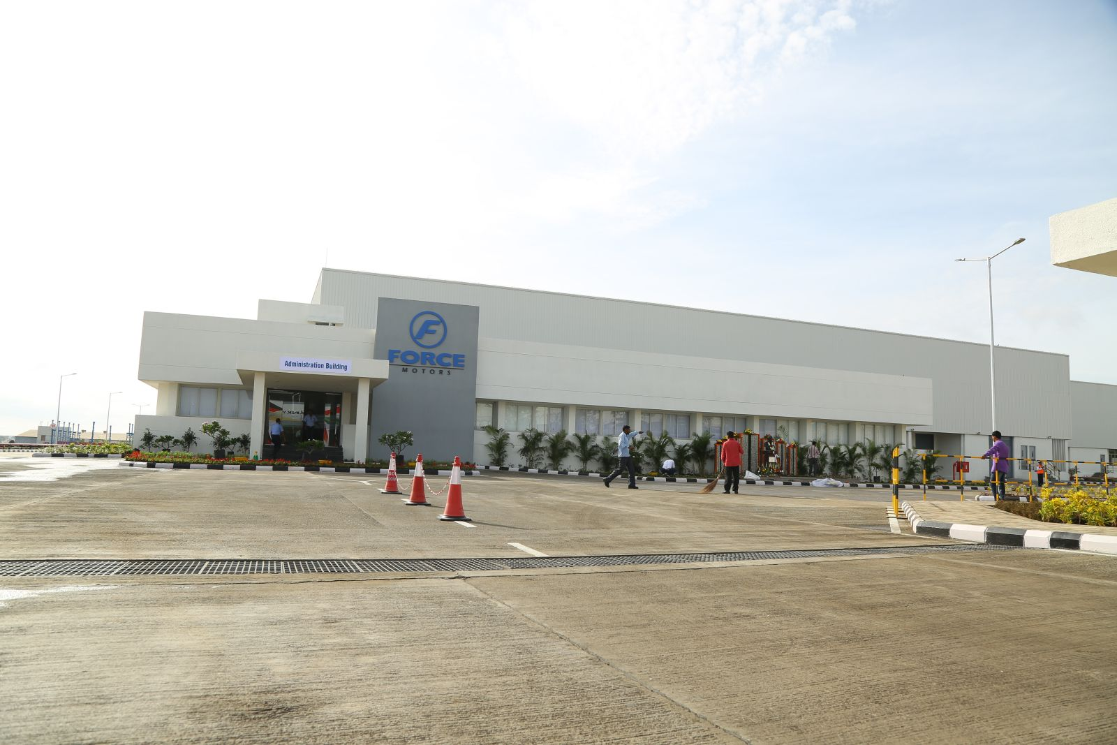 Force Motors Chakan Plant (3)