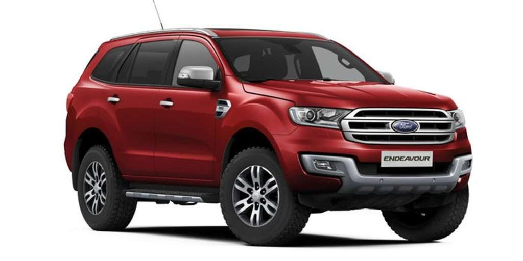 Ford Endeavour (6)