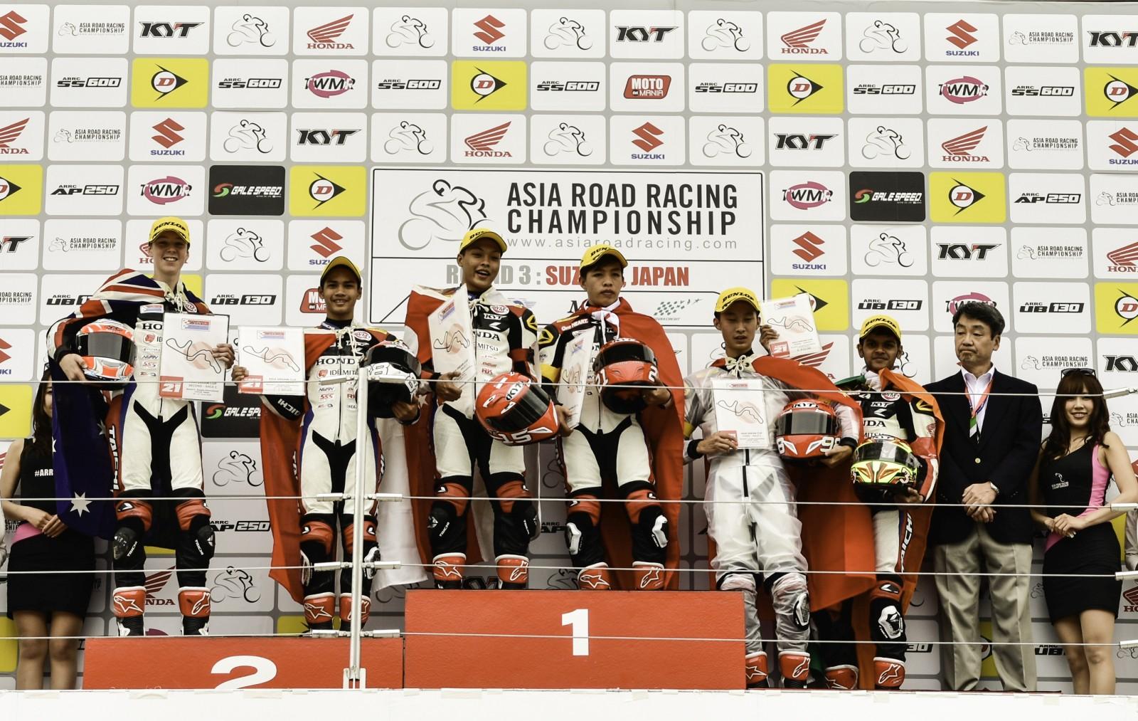 Honda 2Wheelers racer - Hari Krishnan (1)