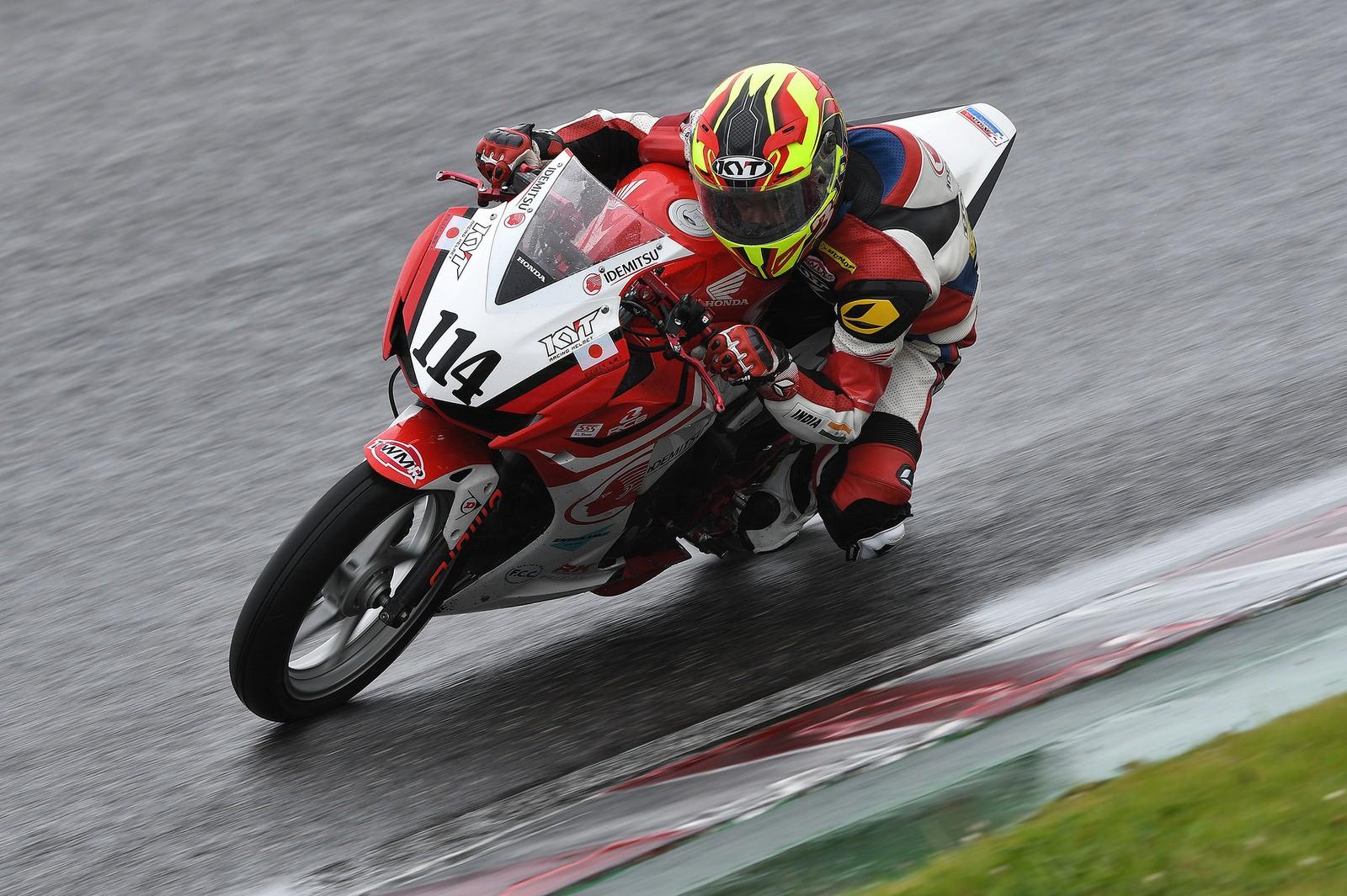 Honda 2Wheelers racer - Hari Krishnan (3)
