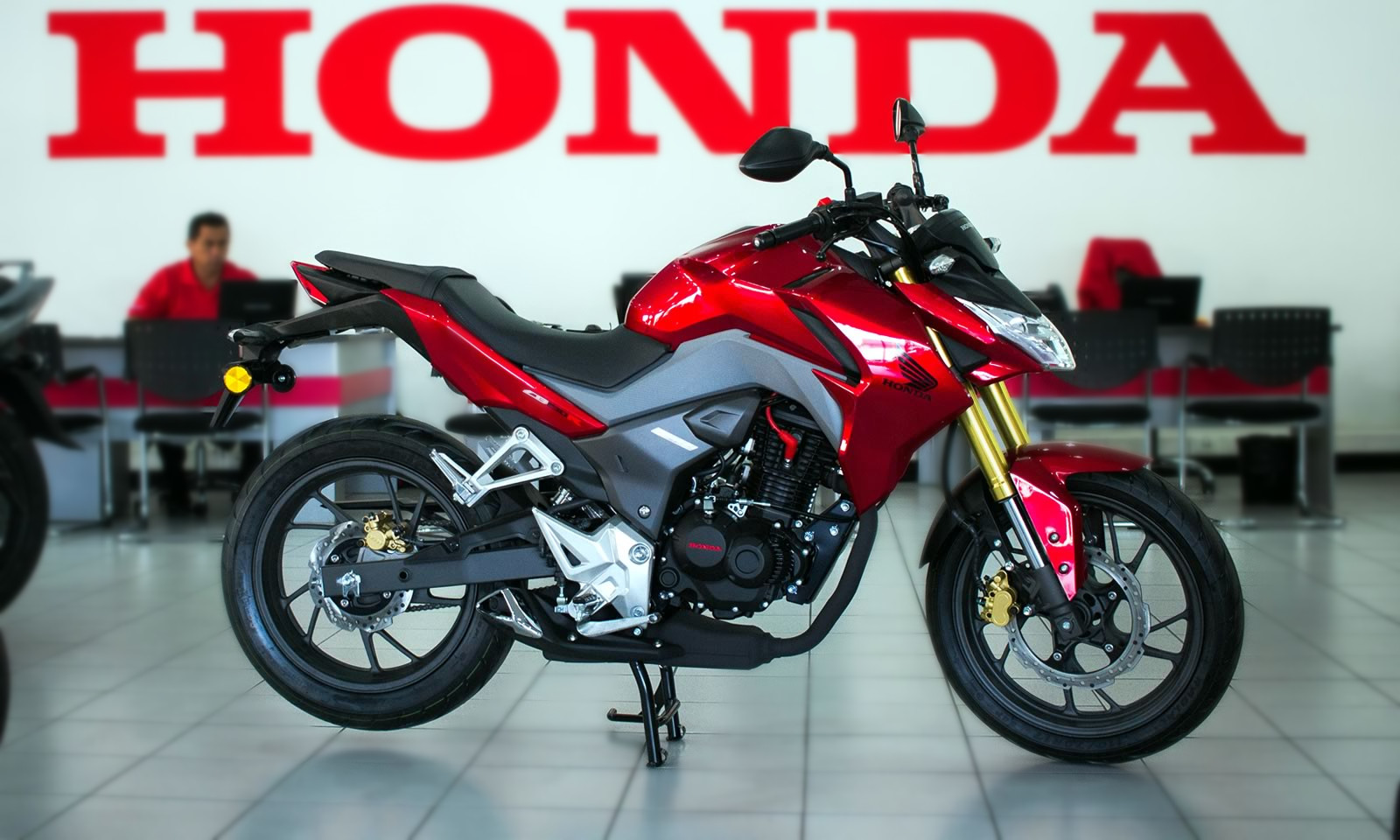 After China And Argentina The Honda Cb190r Is Now