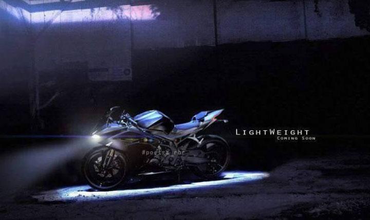 Honda-CBR-250RR - Leaked Image