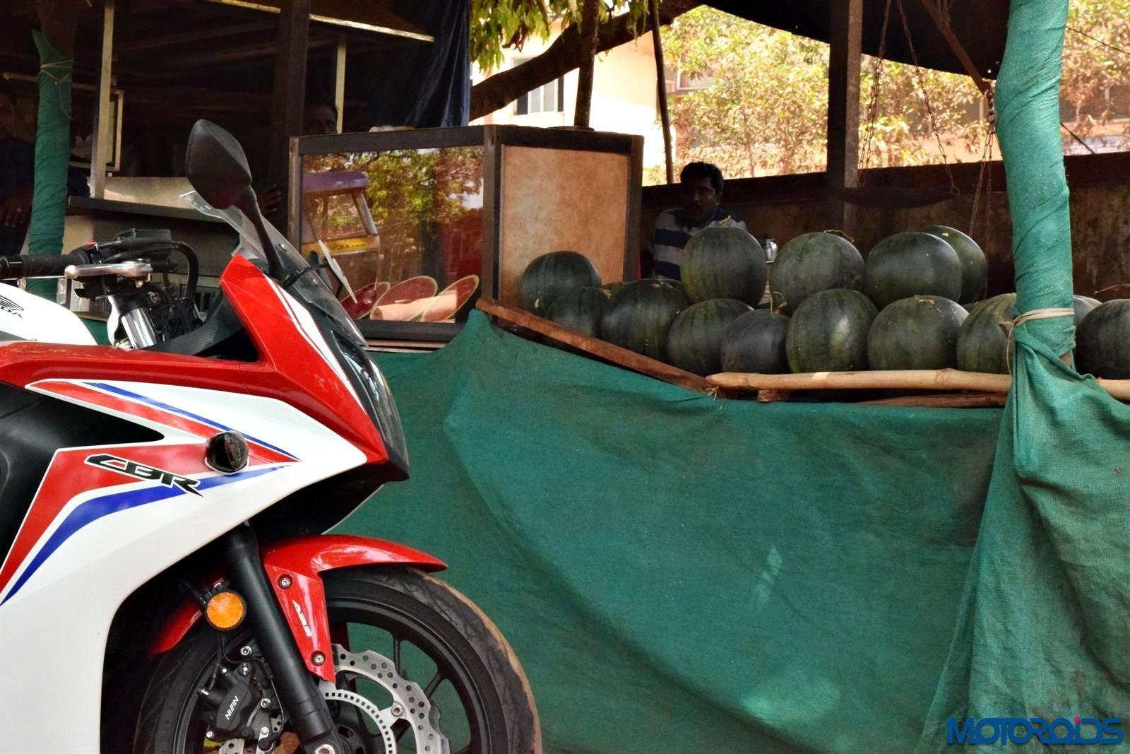 Honda CBR650F India (33)
