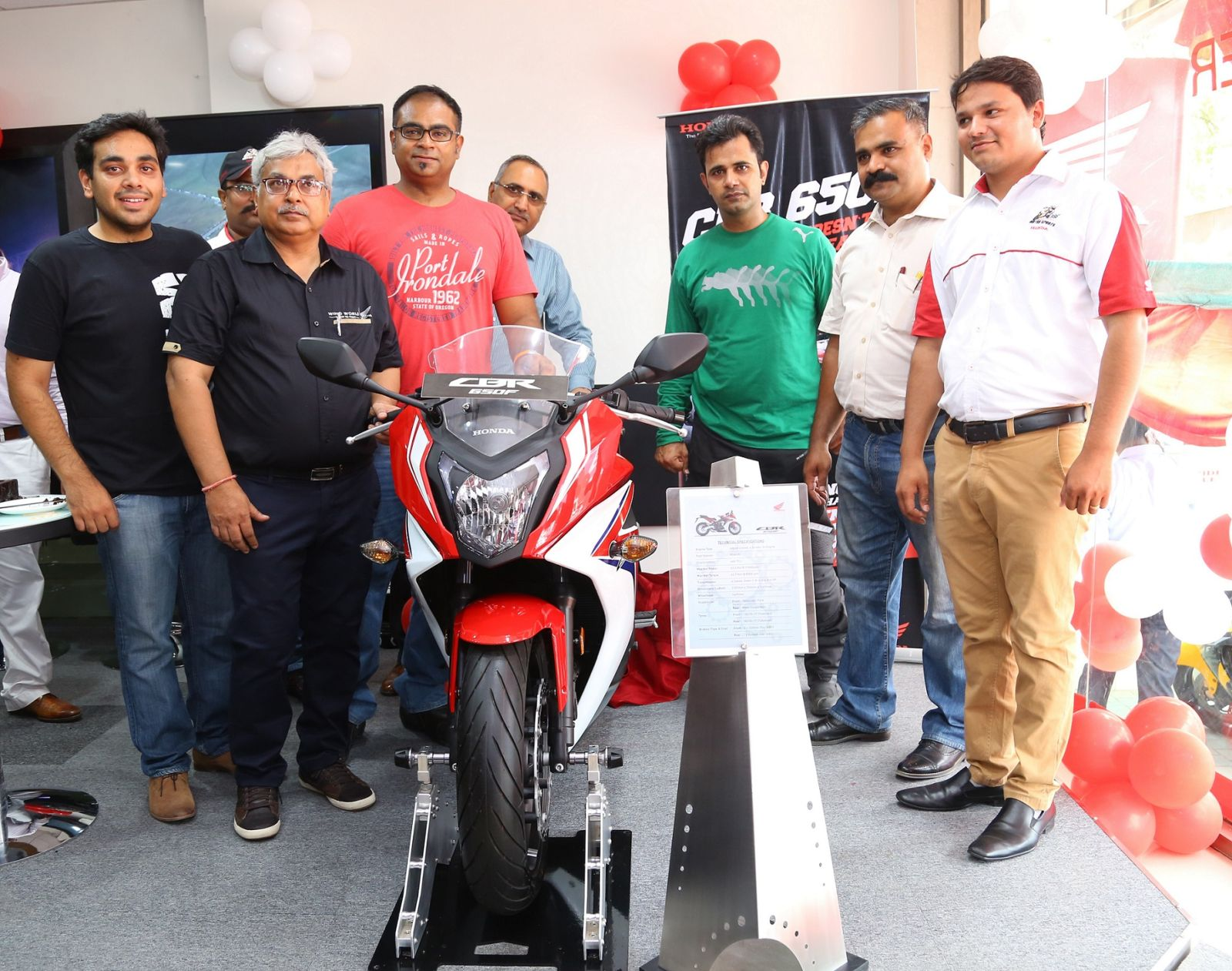 Honda inaugurates its first 'Wing World' outlet in Jaipur _ 1