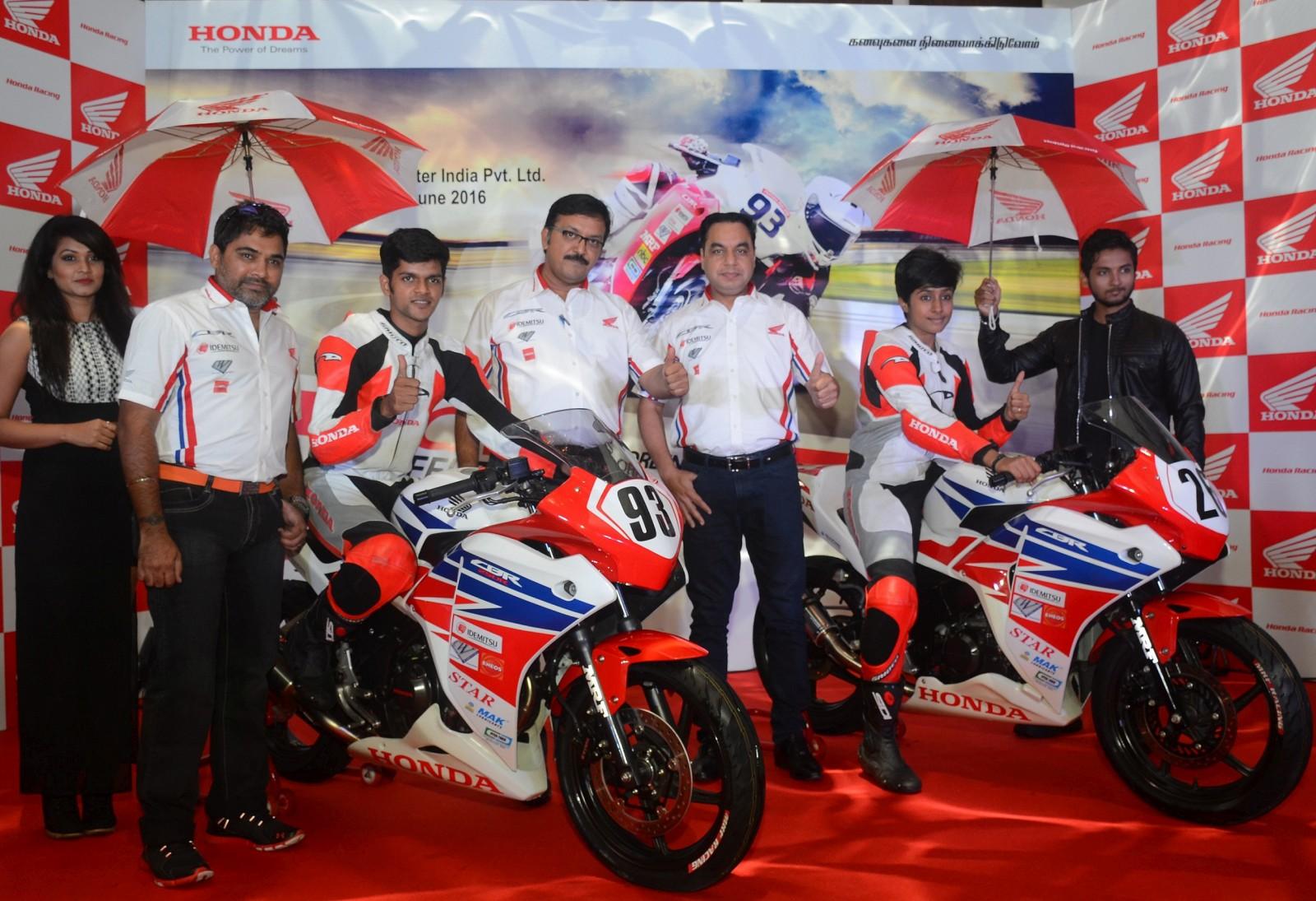 Honda kicks-off 2016 motorsports season (1)
