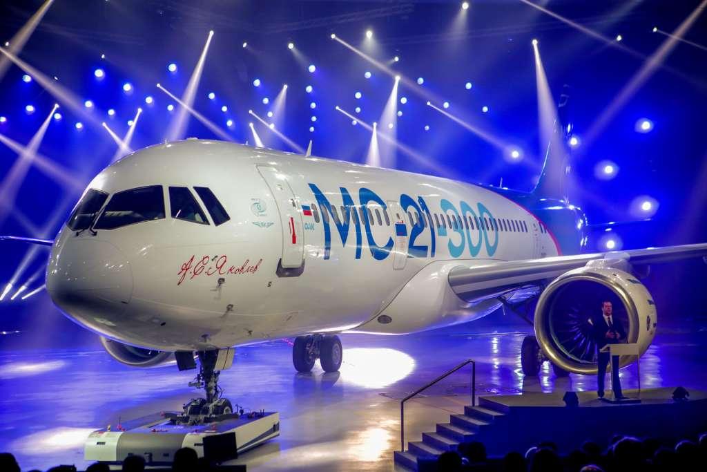 Irkut MC-21-300 airliner (26)