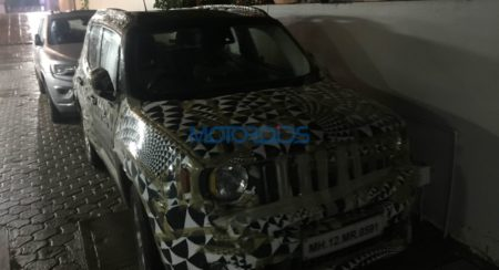 Jeep spied testing (4)