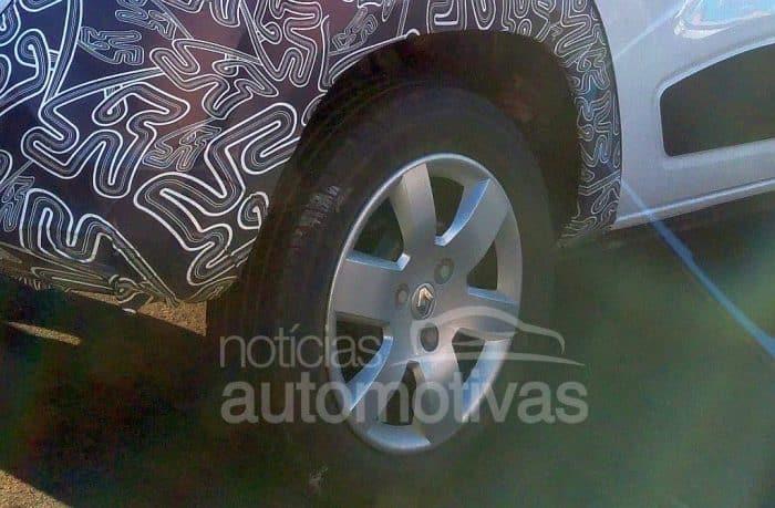 Kwid Brazil Wheel