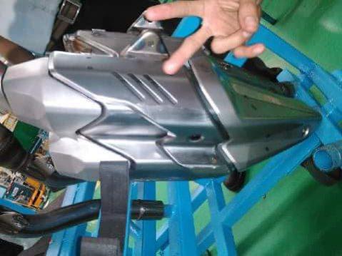 LEAKED - Honda-CBR250RR-exhaust