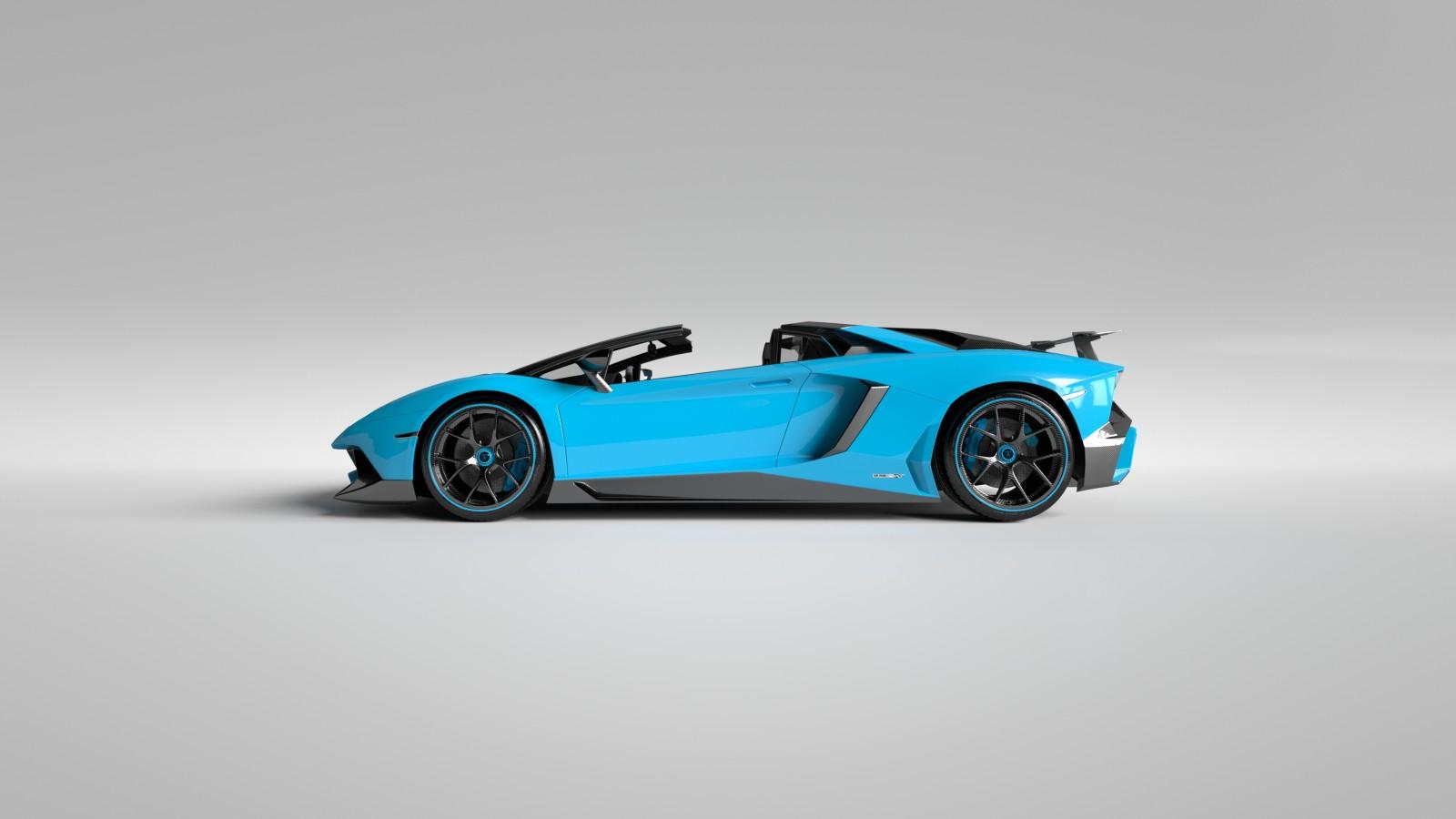 Lamborghini Aventador LP750-4 Superveloce - Vitesse Audessus (4)