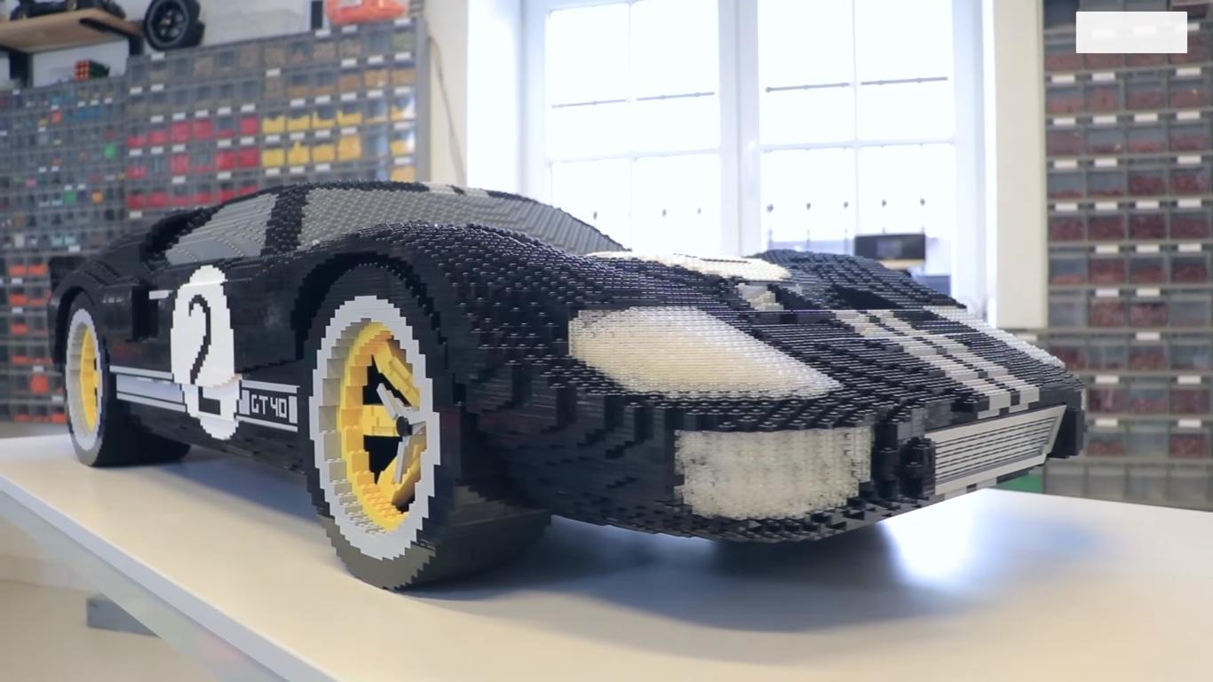 Lego Ford GT - 1