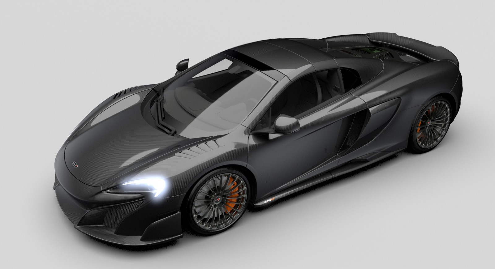 Limited edition McLaren MSO Carbon Series LT (1)